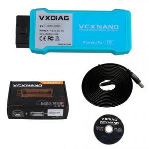 年2019年にSAE J2534 WiFiバージョンサポートと互換性があるトヨタTis Techstream V14のためにNano Vxdiag Vcx