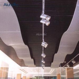 Faible coût des panneaux de plafond en aluminium