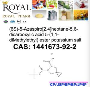 Het Kalium Zoute CAS van de ester: 1441673-92-2 Tussenpersoon Ledipasvir
