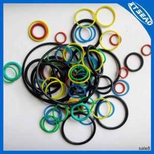 Различные цветные резиновые NBR/силикон/Viton уплотнительное кольцо