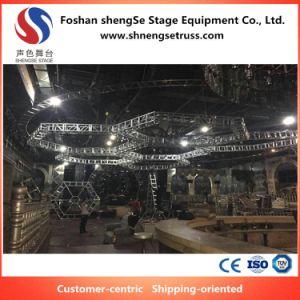 판매 고품질 마개 유형 알루미늄 합금 Truss를 위한 Shengse 단계 Truss 단계 Truss