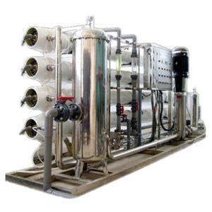 Macchina ad alto rendimento dell'acqua minerale del sistema di filtrazione dell'acqua del RO