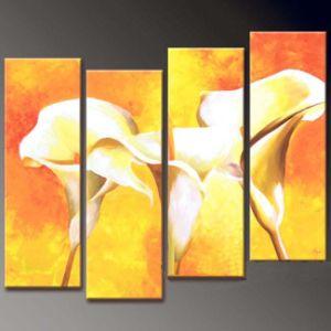 Pitture a olio 012 (CDOP012) della decorazione