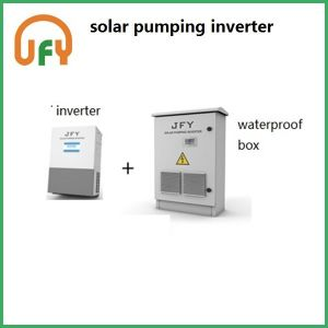 1500W Spring Solar Pump Inverter 3phase 220V 0-50/60Hz