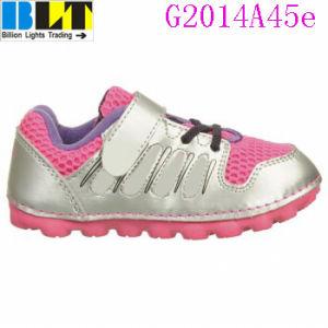 Sapatas pequenas da senhora Atlético Running Estilo Esporte da menina de Blt