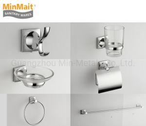Cuarto de baño de zinc Acceossories Z-10300 Set Hook/soporte/Bar