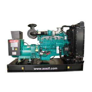 Gruppo elettrogeno diesel superiore durevole con potere 350kVA e 120kw