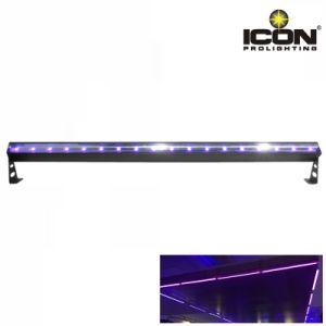 18X3w紫外線LED表示屋内リモートLED洗浄棒ライト