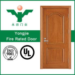 Porta antincendio di legno elencata dell'UL con la serratura di panico