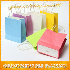 Из переработанных бумажных мешков для пыли (BLF-PB015)