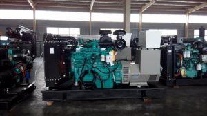 150kVA Cummins Dieselgenerator-Set mit leisem Kabinendach
