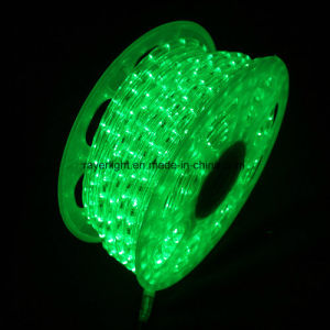 Cer RoHS IP65 imprägniert LED-Seil-Licht
