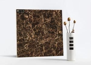 De diepe Marmeren Tegel van de Kleur met Netto Textuur