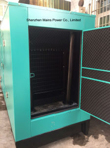Stamfordのディーゼル発電機の無声おおいが付いている220kVAスタンバイのCummins Engine