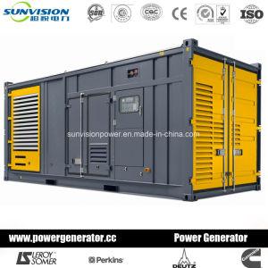 900Ква 720квт дизельный генератор с двигателем Perkins
