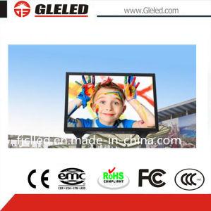 P8 Affichage du panneau de publicité de plein air en Europe Marché LED