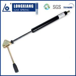 Блокируемая газовая пружина с фиксируемой ручкой для сидений автобуса(KQL)