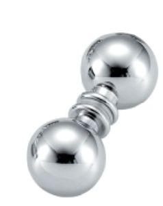 Chuveiro de aço inoxidável botão de puxador de porta (FS-607)