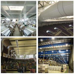 Populärste saubere und saubere Gewebe-Luftkanal HVAC-Leitung
