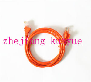 Cable UTP Cat5e RJ45 Macho a macho cable de red LAN Ethernet plano