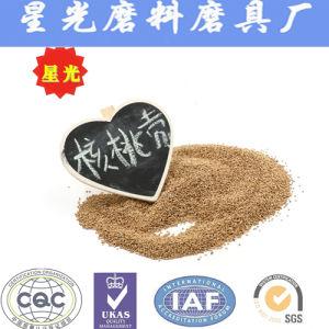 Cáscara de Nuez chorreo de arena media planta en China