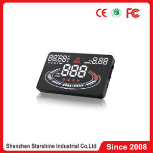 Alquiler de Hud Display E300 con advertencia de exceso de velocidad