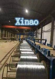 O fio de aço galvanizado para fio de Encadernação 0,7mm 0,8mm 1,2mm