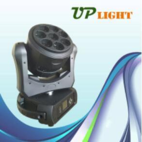 小型タカの目8*40W RGBW 4in1 LED移動ヘッド