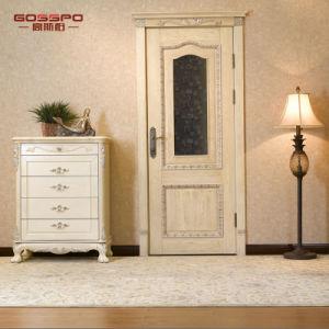 標準的なTempredのガラス木の一人部屋のドア(GSP3-053)