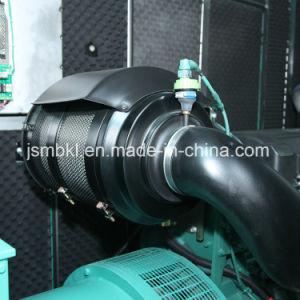 Démarrage automatique de commande numérique Volvo 456kw/570kVA Groupe électrogène Diesel d'alimentation principale