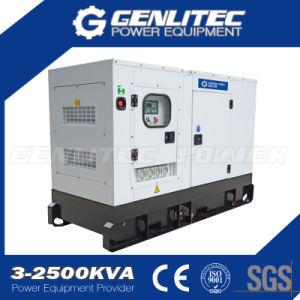 Potência Genlitec 24kw 30kVA gerador de energia Perkins
