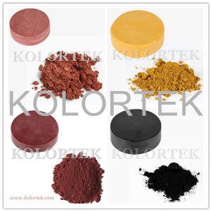 De Kosmetische Oxyden van Kolortek in het Maken van de Zeep