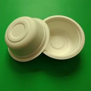 Дружественность к окружающей среде одноразовые сахарного тростника удобный мякоти чашу для бумаги