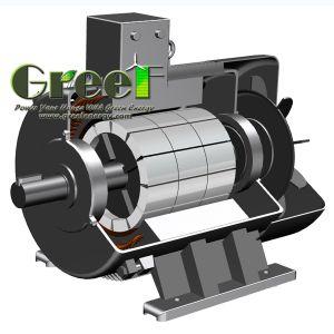 Tensão personalizados-114048V V, alimentação de água do gerador Síncrono de Íman Permanente