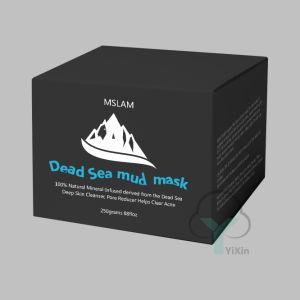 Privé Etiket dat het Natuurlijke Zwarte Dode Overzeese GezichtsMasker van de Modder reinigt