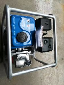 2  /3の /4の農業の潅漑のガソリン機関の水ポンプ