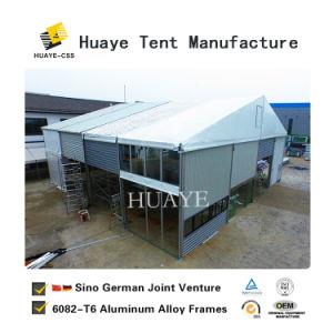 Depósito temporário de Estrutura de aço tenda de armazenamento
