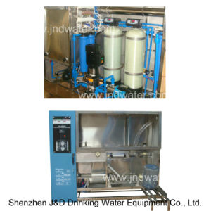 Integreer de Machine van de Behandeling van het Water & van het Flessenvullen van 5 Gallon