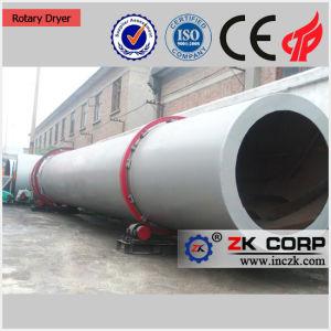 Secador rotativo de alta velocidad para el carbón