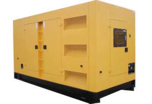 37.5 KVA-leises Dieselgenerator-Set angeschalten durch Weichai Engine und Faraday-Drehstromgenerator