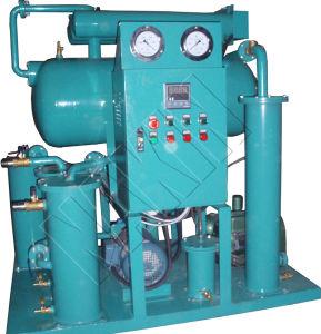 Utiliza el vacío de filtración de aceite de transformadores de aceite de máquina para el proceso de regeneración
