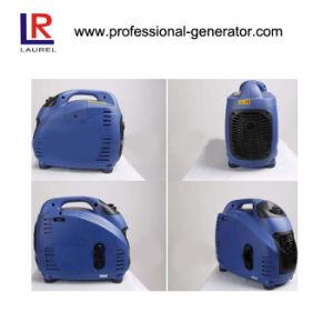 2kw aprobación CE de tipo de salida de gasolina eléctrica Portátil Generador Inverter