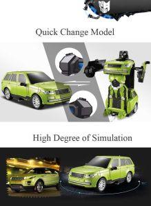 043651-2.4G RC Afstandsbediening Deformation Robot