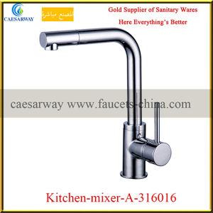 Mixer van het Water van de Gootsteen van het Handvat van het huishouden de Enige