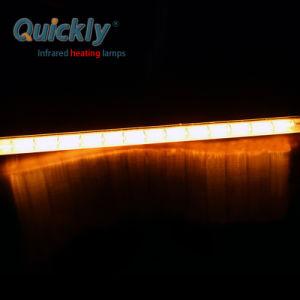 IRランプの赤外線水晶ハロゲン暖房ランプ