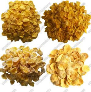Le maïs sucré bouffées de bâtonnets de fromage de céréales des collations Making Machine céréales pour petit déjeuner à billes des flocons de maïs de la machine de l'extrudeuse à double vis