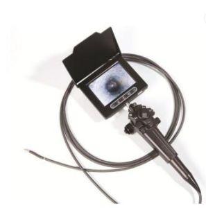 El tubo de Inspección Industrial boroscopio Cámara con lente de 3.9mm, de 4 vías de articulación, 2m de longitud del cable