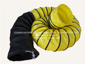 350mm x 5m Air Mover Reinforced Flexible Heater Vent Duct
