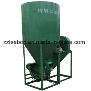 Animal de la fábrica de alimentación vertical Molinillo y máquina mezcladora
