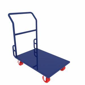 Carrello della mano della piattaforma di rendimento elevato con le rotelle